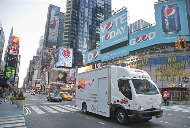 Frito-Lay found electric delivery trucks work well in some urban areas.