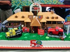 Iowa 80 Truckstop celebrated its 50th anniversary with a cake from