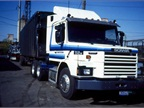 Scania only stayed five years on the U.S. market, 1985-1990. The