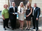 The J.J. Keller team won a Top 20 award for its Compliance Tablet, a