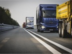 The Highway Pilot system further extends the truck s safety systems
