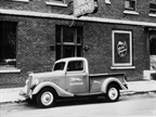 1935 Greyhound pickup