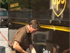 United Parcel Service is a leader in adoption of alternative fuels and