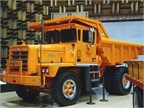 1963 Mack MX18. It has a 200-hp 6-cylinder Thermodyne engine. Only 31