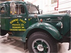 1952 A54T. This truck is original and has not been restored. Photo: