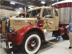 1950 Mack LFT. This truck left the factory on Dec. 20, 1949. Photo:
