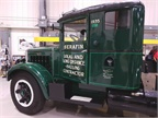 1935 Mack BM model delivered to H.W. Taynton of Wellsboro, PA on Dec.