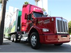 C.R. England Dedicated is leasing five Kenworth T800 tandem-axle day