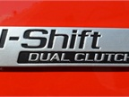 The trucks in commercial production will have a small emblem on the