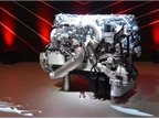 The new MAN 15.2 liter D38 engine was introduced this summer in 520