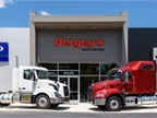 The Bergey's Truck Centers network consists of eight