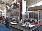 Hendrickson showed a mix of new and proven technologies in a broad