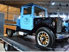 Volvo Trucks had its first truck on display in Hanover, the 1928 Jacob