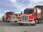 The new Model 567 from Peterbilt is available in two BBC