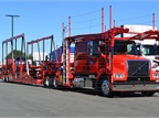 Volvo VAH 630 auto hauler was introduced in early 2015. It has a