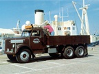 Scania-Vabis Regent LS71 was built 1954-1958. It was equipped with