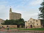 San Antonio is home to the Alamo and Pressure Systems International, makers of the Meritor Tire Inflation System. Photo by Jim Park