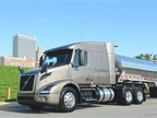 Volvo VNR 640, with a 61-inch sleeper and Adaptive Loading.Dry weight