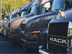 Mack s Anthem comes in a variety of configurations with many optional