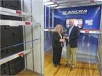 Larry Bethel, president of Ancra Internationa s Cargo Systems