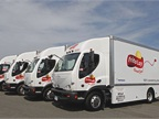 Frito-Lay has the largest fleet of all-electric delivery vehicles.