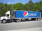 PepsiCo is moving to specially spec'd dry van trailers, liftgates and pallets that are preloaded at the warehouse.
