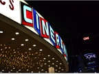 The Cineramadome in Hollywood.