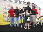 Best of Show winners during the 32nd Annual Shell Rotella SuperRigs