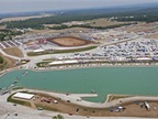 Lucas Oil Speedway and Lake Lucas, the first ever purpose-built drag