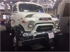 This cool old GMC was at MATS, too. I would have bought it if I could