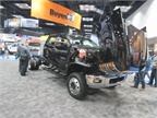 Chevy s new 4500HD (pictured), 5500HD, and 6500HD chassis cabs cover