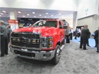 LIke its new medium-duty stablemates, the Class 6 Chevy Silverado