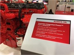 Cummins announced its Integrated Power offering of the new X12 and the