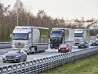 While other truck makers have platooning capabilities, Daimler says it