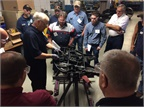 A visit to SAF Holland s suspension facility in Muskogee, Michigan,