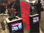 Denso displaying its award-winning PowerEdge alternator introduced