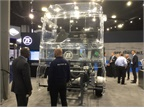 ZF was  transparent  about its trucking technology at the NACV Show.