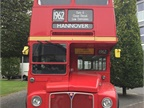 Cummins has reconditioned a 54-year old London Routemaster double deck