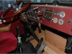 The dash doesn t look much like today s Peterbilts. The red knob to