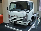 Isuzu s best selling light-duty ELF-model with CNG.
