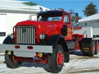 This 1961 RDF 411 International  West Coaster  has 11,000 miles on it,