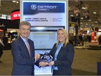 Detroit Analytics Connected Vehicle Services earned a Top 20 Award,