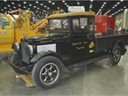 This  20s vintage Dodge truck smelled amazing -- like old gas, oil and