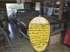 This is puported to be the last car Elvis Presley ever bought. Photo