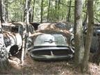 An old Oldsmobile. Photo by Christina Hamner