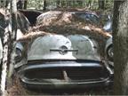 Oldsmobile up close. Photo by Christina Hamner
