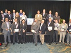 Fleet managers honored for their efficiency and sustainability