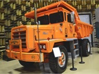 Mack built mining trucks, too, like this 1963 M18X model. Photo: Jack