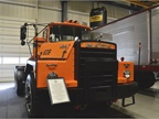 A mere 285 horsepower was deemed plenty in 1984 for this Mack DM886SX