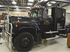 Mack and UPS go back a long way. This 1978 R767ST model features a 6